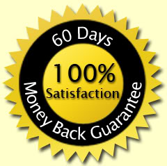 60-day 100% Money-Back Guarantee
